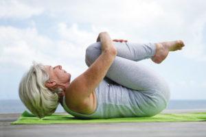 Yoga in Weimar für alle Altersstufen, auch Senioren