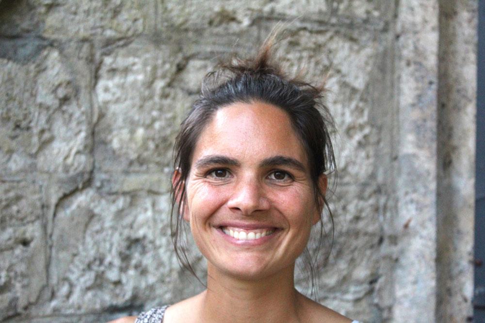 Portrait Nannette Banisch